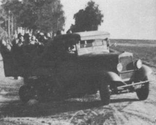 Wz.34 car in the 10.BK, 1938 Zaolzie.