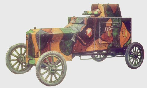 Ford FT-B armoured car [source 4]