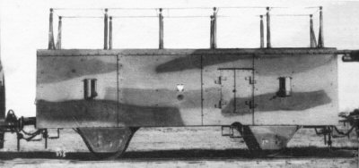 Assault wagon of 'Paderewski' in the late thirties (Photo - source 1)