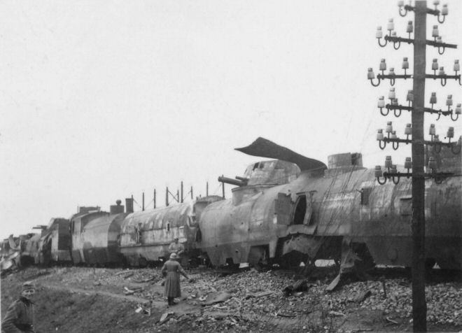 Polish armoured train Nr.12