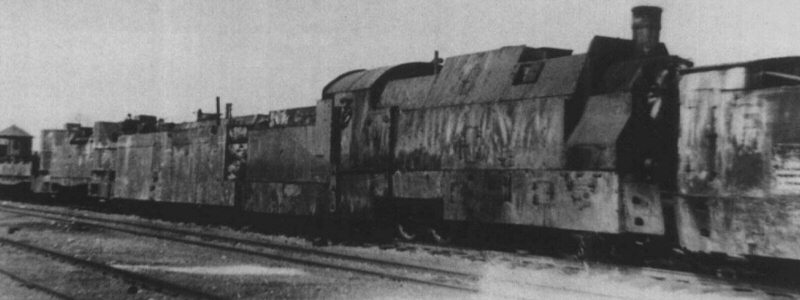 Br.57 locomotive of PZ 10b